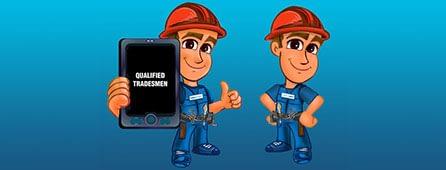 Qualified Tradesmen